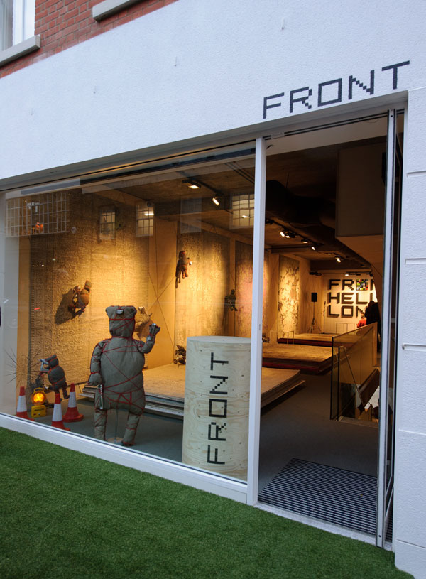 front london opens mayfair showroom in design magazinein designfront london is the first \u2013 and only \u2013 rug showroom in the uk to exclusively present the world\u0027s most awarded and innovative designers,