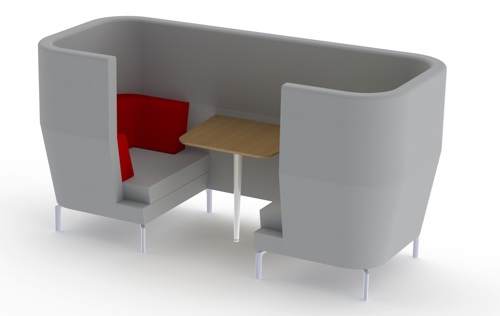 Entente office seating goes cordiale in design
