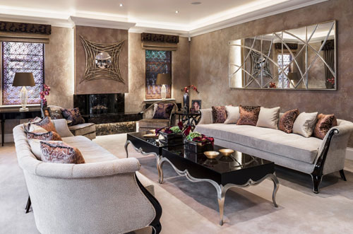At the UK Property Awards in October, Alexander James Interiors was  delighted to scoop the prize for 'Best Interior Design in a Private  Residence' (South ...