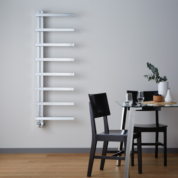 New-KEYS-II-Mild-Steel-Towel-Warmer,-Contemporary-Collection-by-Vogue-(U..