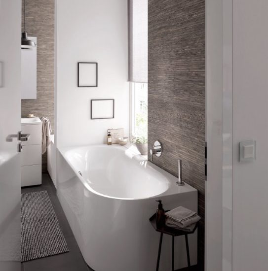 Bette Adds New Wall And Corner Freestanding Baths