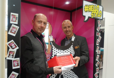 Stylo Steals The Show And Wins SDEA Best Stand Award