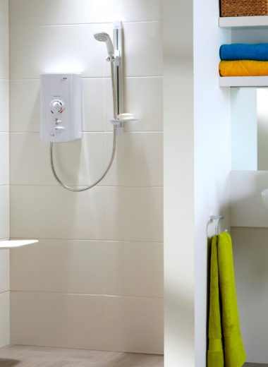 Mira Range Supports Independent Showering In Style