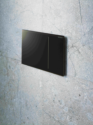 Rørig Innovation At The Very Lightest Of Touches With Geberit Sigma70 MQ-31